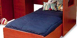 Solid Hugger Comforter for Bunk Beds
