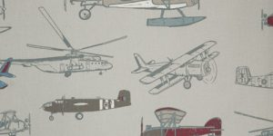 Airplane Theme Bunk Bed Bedding