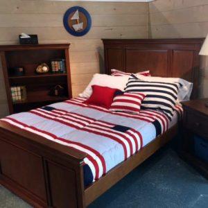 """Benjamin"" Americana Bunk Bed Hugger Comforter"