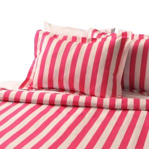 """Kylie"" Stripes Modern Fitted Bunk Bed Comforter"
