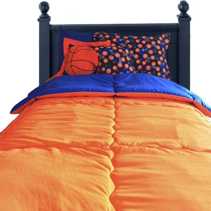 Basketball Hugger Comforter Bed Cap By California Kids