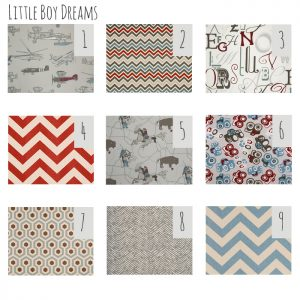 """Little Boy Dreams"" Boys' Bunk Bed Bedding Collection"