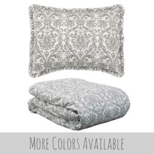 """Abigail"" Bunk Bed Hugger Comforter"