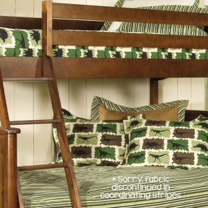 Bunkbed Bedding - Dinosaur Collection