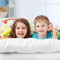Gender Neutral Bunk Bed Bedding for Shared Rooms