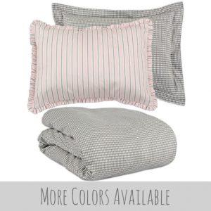 Houndstooth Hugger Comforter