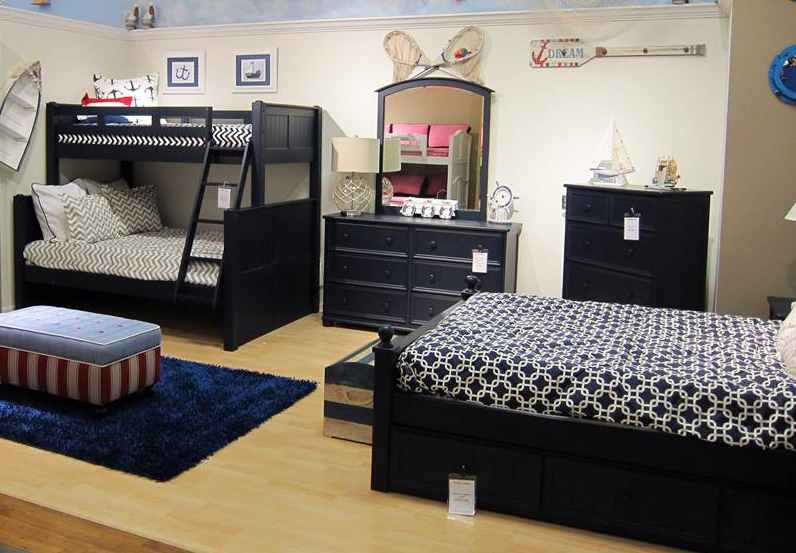 Beach House Bunk Bed Room Ideas Design And