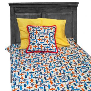 """Aaron"" Airplane Theme Bunk Bed Hugger Comforter"