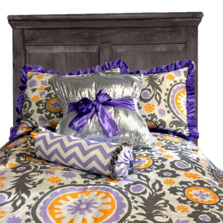 Suzani Girls Bunk Bed Comforter
