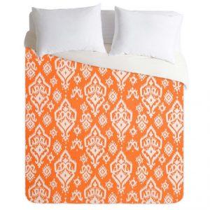"""""""Blythe"""" Ikat Fitted Bunk Bed Hugger Comforter"""