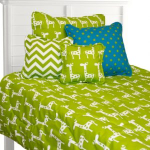 Giraffe Bunk Bed Bedding Unisex