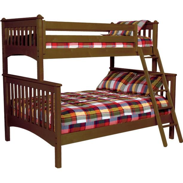 Custom Boys Bedding in Plaid