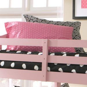 """Piper"" Polkadots Tailored Bunk Bed Comforter"