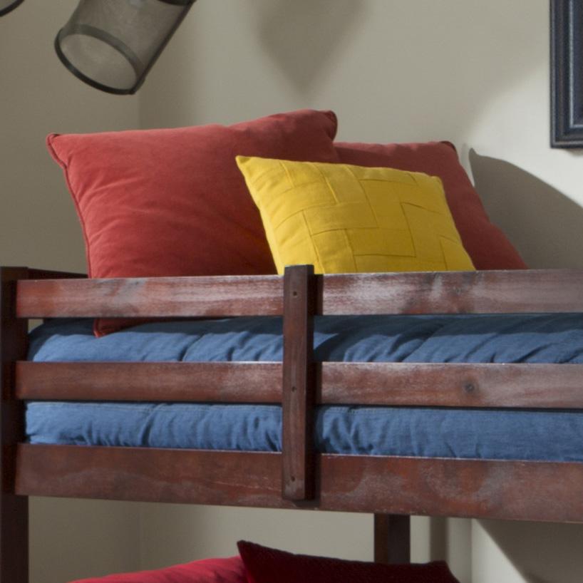 Ryder Denim Bunk Bed Hugger Comforter Bedding For Bunks