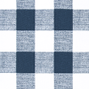 "Italian Denim (color, not fabric) - 3"" Plaid"