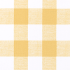 "Brazilian Yellow - 3"" Plaid"