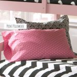 Standard Pillowcase in PRINT Fabric ($44.95)