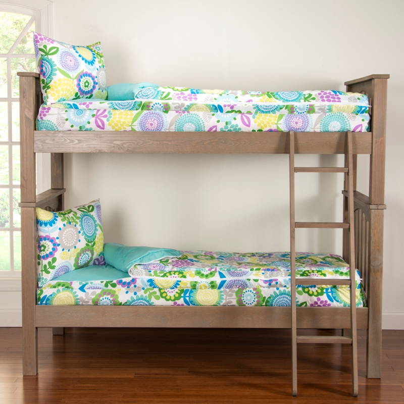 flutterby butterfly zipper comforter with sham bunk bed bedding set bedding for bunks. Black Bedroom Furniture Sets. Home Design Ideas