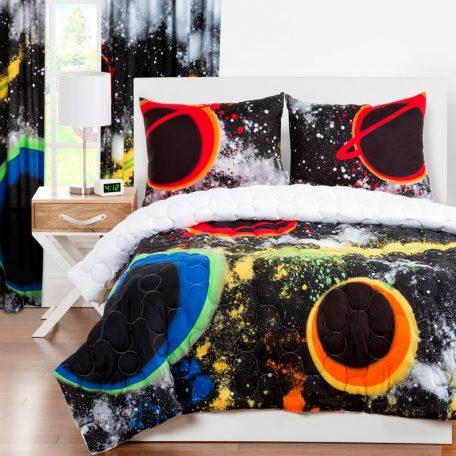 Space Zipper Bedding for Boys