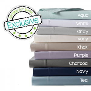 Bunk Bed Bedding - Inseparable Sheets
