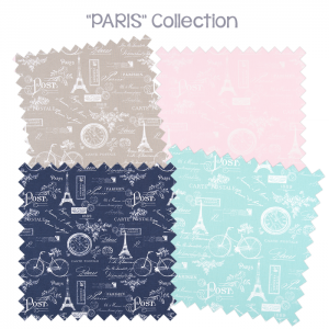 """Paris"" Tailored Bunk Bed Hugger Comforter"