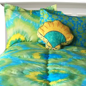 """Ty"" Tie dye Fitted Bunk Bed Comforter"