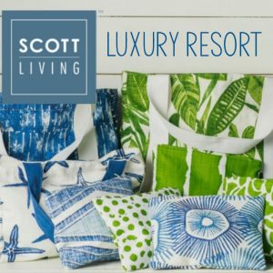 Scott Living Custom Bedding