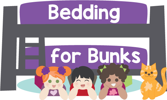 Easy Bedding for Kids - Bedding for Bunks