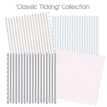 Bunk Bed Bedding-Vintage Ticking Collection