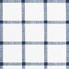 Bunk Bed Bedding - Fabric is Aaron in Italian Denim (color, not fabric) Slub Canvas