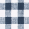 Bunk Bed Bedding - ANDERSON Italian Denim (color, not fabric) SLUB CANVAS