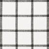 Bunk Bed Bedding - Fabric is Aaron in Ink Slub Canvas