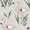 Flamingo Ringo Talia Slub Canvas
