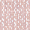 Bunk Bed Bedding Fabric - River Bed in Blush - Slub Canvas