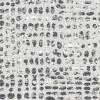 Bunk Bed Bedding Fabric - Sediment in Sable - Slub Canvas