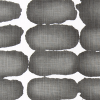 Bunk Bed Bedding Fabric - Shibori in Dot Ink - Slub Canvas