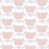 Bunk Bed Bedding Fabric - Waddle in Blush - Drake