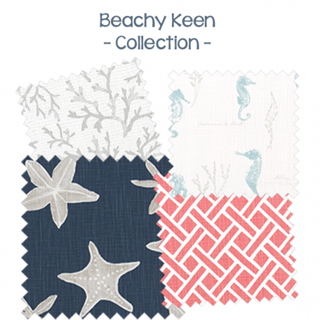 Bunk Bed Bedding-Beachy Keen Collection